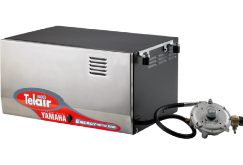 Telair Vehicle Mounted Gas Generator